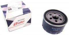 Фильтр масляный Solgy Renault Kangoo/Trafic/Opel Vivaro 1.9D/1.5dCi/1.4i/1.6i (низкий) (101004)