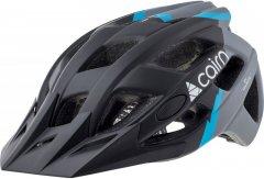 Велосипедный шлем Cairn Basalt L (58/61 см) Black - Blue (030004010L)