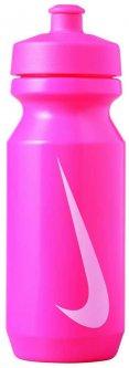 Бутылка для воды Nike N.000.0042.901.22 Big Mouth Bottle 2.0 22 OZ 668 мл Малиновая (887791197788)