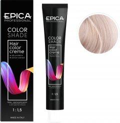 Крем-краска EPICA Professional Hair Color Cream 12.21Специальний блонд фиолетовый пепельный 100 мл (LBT17989) (8019653038843)