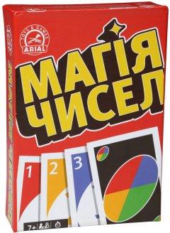 Игра настольная Arial Магия чисел (4820059911494)