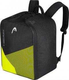Рюкзак для ботинок HEAD Boot Backpack 383080 Черный с желтым (724794256404)
