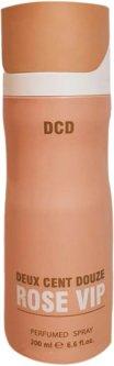 Дезодорант для женщин Fragrance World DCD Rose Vip аналог Carolina Herrera 212 Vip Rose 200 мл (6291106484830)