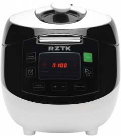 Мультиварка-скороварка RZTK РC 105S Led