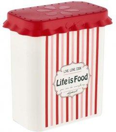 Ёмкость для хранения Ozmet Good Food 1.7 л (306)