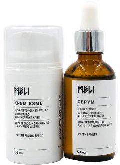 Комплекс Meli Esme для омоложения зрелой нормальной и жирной кожи 2 х 50 мл (ROZ6400100737)