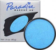 Аквагрим сияющий Mehron Paradise Dark Blue - Azur 40 г (800-BDA) (764294580951)
