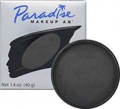 Профессиональный аквагрим Mehron Paradise Black 40 г (800-B) (764294580029)