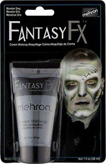 Грим на водной основе Mehron Fantasy FX Monster Grey 30 мл (FFX-MG) (764294501277)