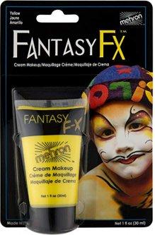 Грим на водной основе Mehron Fantasy FX Yellow 30 мл (FFX-Y) (764294501048)