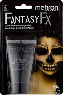 Грим на водной основе Mehron Fantasy FX Black 30 мл (FFX-B) (764294501024)
