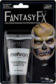 Грим на водной основе Mehron Fantasy FX Moonlight White 30 мл (FFX-MW) (764294501284)