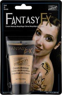 Грим на водной основе Mehron Fantasy FX Gold 30 мл (FFX-GD) (764294501109)