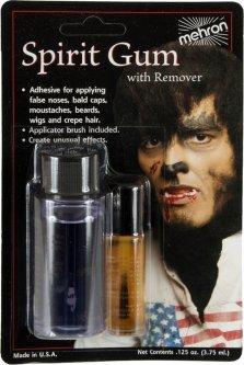 Набор Mehron Makeup Spirit Gum and Spirit Gum Remover Combo set Клей сандарачный + очиститель (118-A/R) (764294511818)