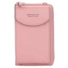 Сумка - портмоне - клатч 3в1 Baellerry розовый