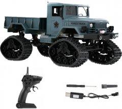 Машинка на радиоуправлении FAYEE Force Truck Military Haki Грузовик армейский (4820177260313)