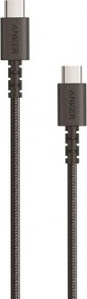 Кабель Anker Powerline Select+ USB-C to USB-C 2.0 1.8 м Black (A8033H11)