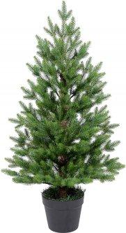 Искусственная елка Scorpio в горшке 1.2 м Зеленая (756693) (4820007566936)