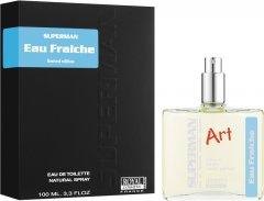 Туалетная вода для мужчин Royal Cosmetic Superman Eau Fraiche аналог Versace Eau Fraiche 100 мл (8051277331153)