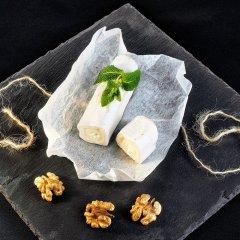 М'який сир з білою пліснявою СИРОМАН Шебуше козиний 90 грамів
