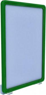 Рамка с карманом-протектором Европос А4 с магнитным держателем 0 градусов 2/MAGNET-0+PFPP-A4, Зеленый (P1007/07)