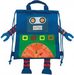 Сумка-мешок детская 1 Вересня SB-13 Robot Унисекс 0.0103 кг 0.064 л (556787)