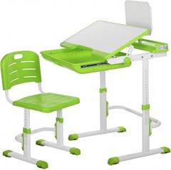 Комплект мебели Bambi M 3111-5 (парта + стул+подставка для книг) Зеленый (M 3111-5) (6903160775013)