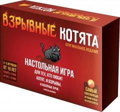 Настольная игра Hobby World Взрывные котята (915083) (4630039150832)