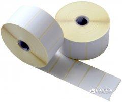 Термоэтикетка Tama 40 x 25 мм 2000 этикеток прямоугольная 7 шт White (11426)