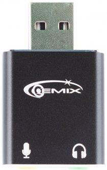 Адаптер Gemix SC-01 sound card 7.1 (SC-01)