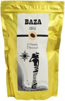 Кофе в зернах Baza Ethiopia Djimmah Арабика моносорт 500 г (4820215240123)