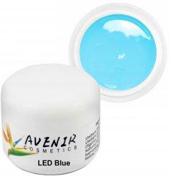 Гель для наращивания Avenir Cosmetics LED Blue 30 мл (5900308134184)