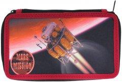 Пенал Class Mars 2 отделения с наполнением (99607/8591662996074)