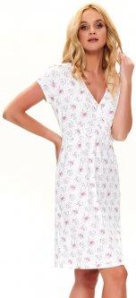 Ночная рубашка для беременных Dobranocka TCB.9709 M Flower ballet (5902701137656)