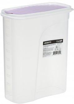 Контейнер для сыпучих продуктов Ardesto Fresh 2.5 л Лиловый (AR1225LP)