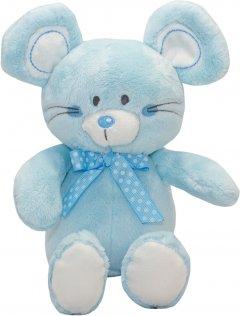 Мягкая игрушка Devilon Мышка Замечательная Голубая 20 см (C1811920A 2) (5102682393373_blue)