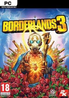 Borderlands 3 для ПК (PC-KEY, русская версия, электронный ключ в конверте)