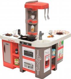 Интерактивная кухня Smoby Toys Тефаль Студио Френч супер большая с аксессуарами, эффектом кипения и звуком (311046) (3032163110460)