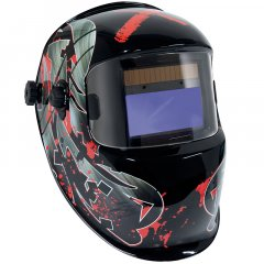 Сварочная маска GYS LCD Promax 9-13 G Volcano Helmet (037205)
