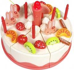 Игровой набор Qunxing Toys Праздничный торт (889-146) (4812501171990)