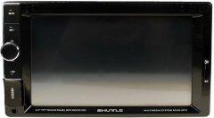 Автомагнитола Shuttle SDUD-6970 Black/Multicolor