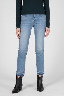 Жіночі блакитні джинси SLIM ANKLE Calvin Klein 27 K20K201760