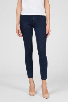 Жіночі темно-сині джинси SKINNY JEAN ANKLE - DARK BLUE Calvin Klein 29 K20K201056