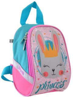 Рюкзак детский 1 Вересня K-26 Honey Bunny 0.14 кг 14х22х11 см 3 л (556462)