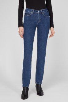 Жіночі сині джинси SLIM JEAN - MID BLUE Calvin Klein 25-32 K20K201119
