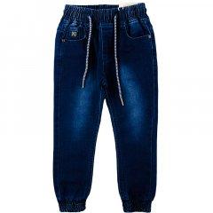 Брюки джинсовые для мальчика TAURUS B-21 98 см темно-синий джинс (465219)