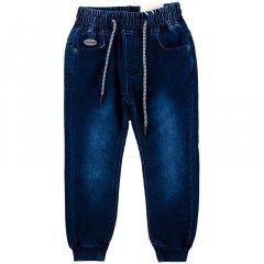 Брюки джинсовые для мальчика TAURUS B-23 98 см темно-синий джинс (465220)