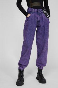 Жіночі фіолетові джинси D-CONCIAS-SP1 Diesel 25 A02097 009RR