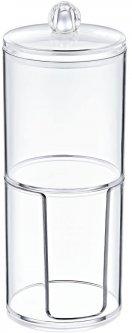 Набор емкостей Boxup FT-014 для ватных дисков и палочек 2 шт (8681944170084)