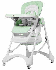 Стульчик-качели Carrello Caramel Pale Green (CRL-9501/3 pale green)